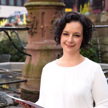 Cindy Liebherz - Traurednerin
