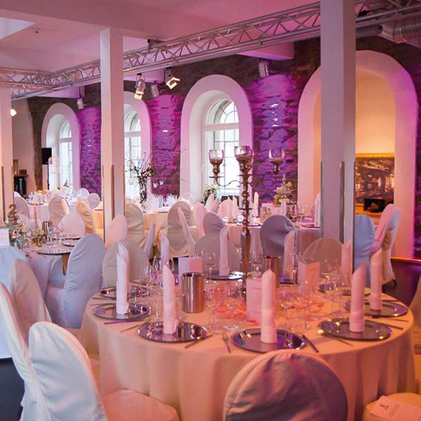 Räumlichkeit für Hochzeiten in Engelskirchen
