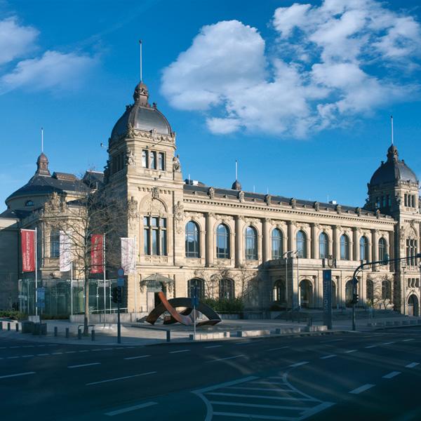 Wuppertaler Stadthalle