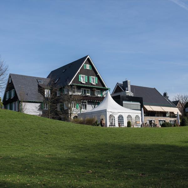 Landhaus Spatzenhof - Hotel und Restaurant in Wermelskirchen