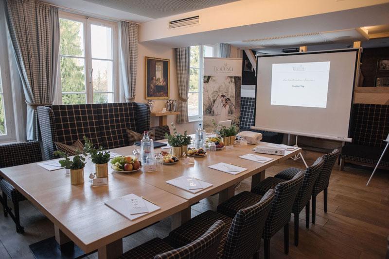 Seminarraum im Spatzenhof