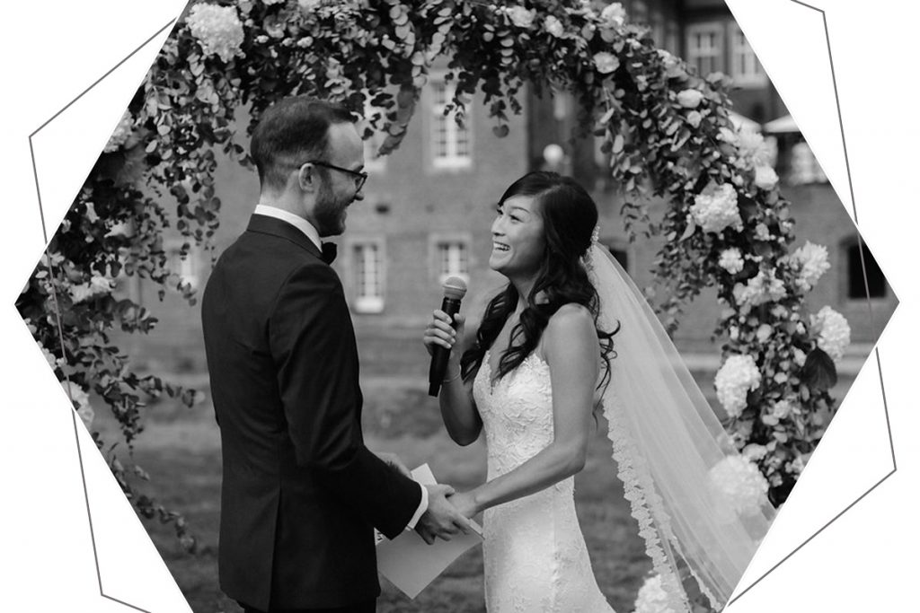 Deutsch-Chinesische Hochzeit