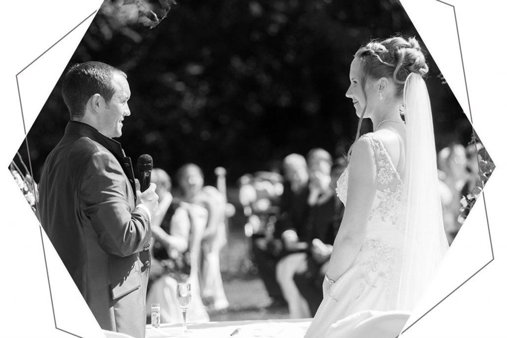 Eheversprechen bei freier Trauung