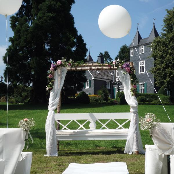 Freie Trauung auf Schloss Grünewald